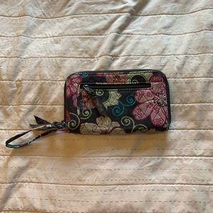 A super cute Vera Bradley wallet.